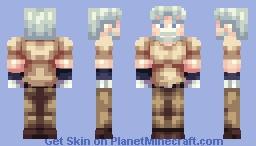 Old Joseph Minecraft Skin