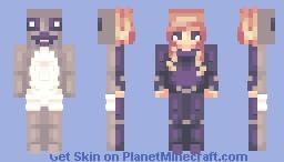 🐬 Help Let Me Go 🐬 Minecraft Skin