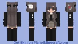 すごい Minecraft Skin