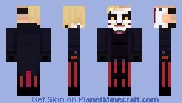 The Fiend Minecraft Skin