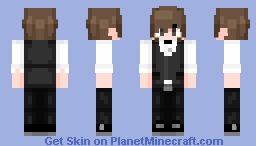 I honestly don't know, what i have made... Minecraft Skin