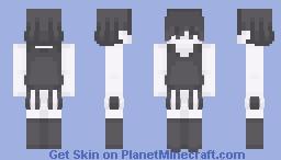 omori Minecraft Skin