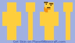 thonk Minecraft Skin
