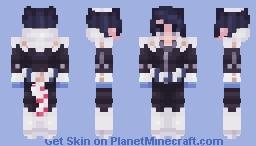 Yusuke Kitagawa- Fox Minecraft Skin