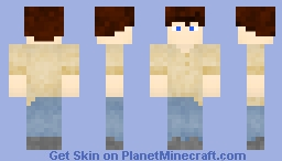 Eddy Harrison Minecraft Skin