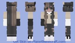common Minecraft Skin
