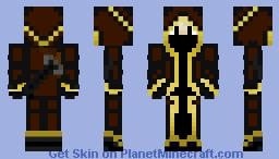 Kitt9045 Minecraft Skin