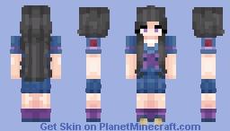 yukako Minecraft Skin