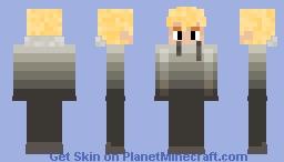 Scaled Dark Colours Skin [Boy] Minecraft Skin
