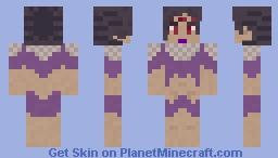 Arachne Motif Minecraft Skin