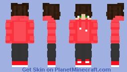 Kingpatrik640 Minecraft Skin