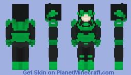 DawnBreaker (Dark metal) Minecraft Skin