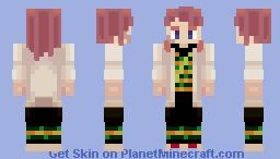 Sabito Unmasked (Kimetsu No Yaiba) Minecraft Skin