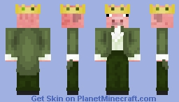 Techno LL Minecraft Skin