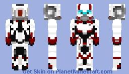 Avengers: Endgame: Quantum Realm suit Minecraft Skin
