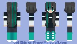 WIP Minecraft Skin