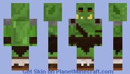 Ork Minecraft Skin