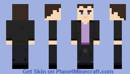 The Ninth Doctor - Weapons of Past Destruction Minecraft Skin