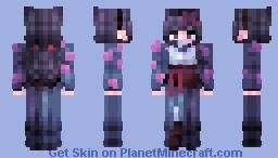 食い倒れ 𝕂𝕌𝕀𝔻𝔸𝕆ℝ𝔼 Minecraft Skin