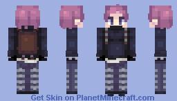 Ebisu - Dorohedoro Minecraft Skin