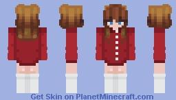 Jessica Biel 7th Heaven 2nd rq Minecraft Skin