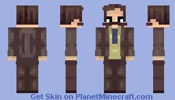 jared Minecraft Skin