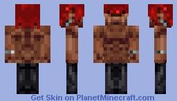 Ecco2k Minecraft Skin