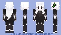 Echidna (Re Zero) Minecraft Skin