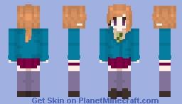 Sara Chidouin Minecraft Skin