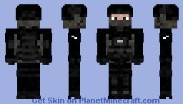 MTF Echo-7 Agent Minecraft Skin