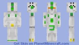 Echoes (Act 3) (Diamond is Unbreakable) (1.8) Minecraft Skin