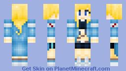 Ecne (Zenonia Series) 50th Submission! Minecraft Skin