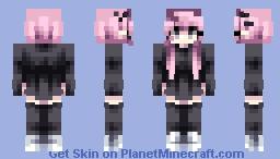 Kuromi God Minecraft Skin
