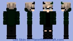 Hoodie EBoy Minecraft Skin