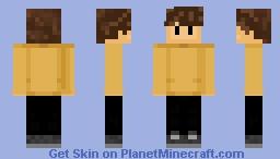 wilbur Minecraft Skin