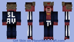 Russian Bear (additional skins) Minecraft Skin