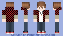 BajanCanadian (yes i am dead) Minecraft Skin