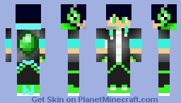 My Minecraft skin(Smarthck skin) Minecraft Skin