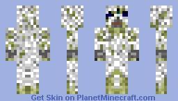 Eddie Iron Maiden Skin Minecraft Skin