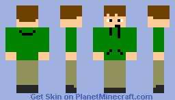 Eddsworld Minecraft Skin