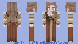 ↠ Princess Minecraft Skin