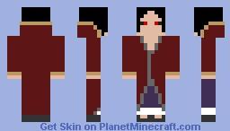 Edo Itachi V3 Minecraft Skin