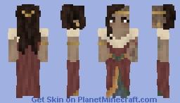 Female - 7 Minecraft Skin