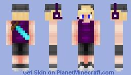 Boom, Boom, Boom, Boom- Alt Persona Minecraft Skin