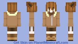 Eevee Pokemon Human Male Ver Minecraft Skin