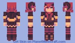 Malevolence // RCE Minecraft Skin