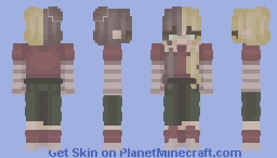 no jokes Minecraft Skin