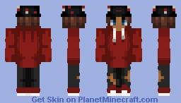 Mushroom Bucket Hat(: Minecraft Skin