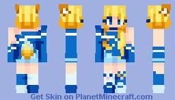 ✧𝓕𝓵𝔂 𝓶𝓮 𝓽𝓸 𝓽𝓱𝓮 𝓶𝓸𝓸𝓷✧ fs Minecraft Skin
