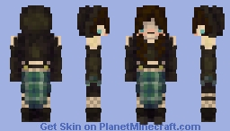 I lowkey want this hoodie (POC in Desc) Minecraft Skin